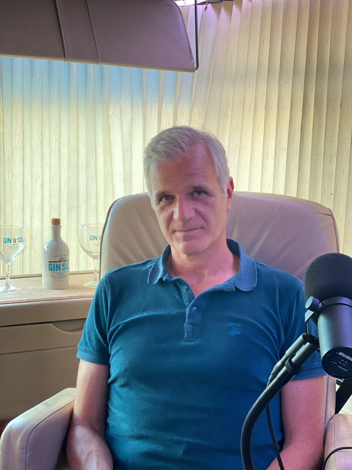 """#76 Michael Trautmann, """"Der Podcast ist meine Selbsttherapie"""""""